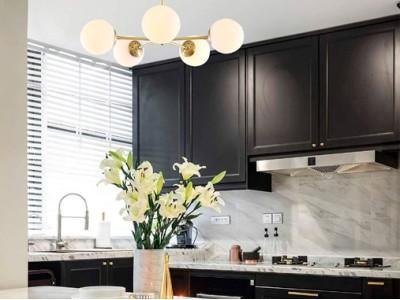 Раціональне освітлення на кухні: комфортно, красиво, довговічно