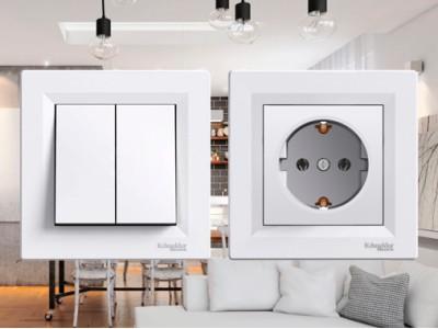 Розташування розеток і вимикачів в квартирі