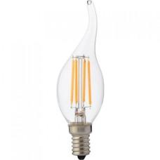 Світлодіодна лампаFILAMENT FLAME-6 6W Е14 2700К