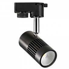 Світлодіодний світильник трековий MILANO-8  8W чорний