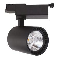 Світлодіодний світильник трековий LYON-24 24W чорний