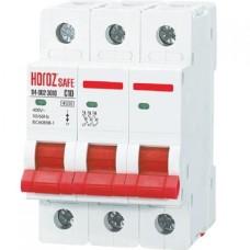 Автоматичний вимикач SAFE 10А 3P С
