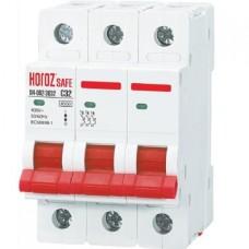 Автоматичний вимикач SAFE 32А 3P С