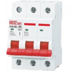 Автоматичний вимикач SAFE 63А 3P С