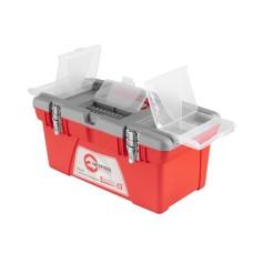 Ящик для інструментів з металевими замками, 18 480*250*230мм Intertool