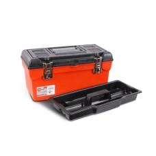 Ящик для інструментів з металевими замками, 16, 396*216*164 мм Intertool