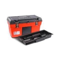 Ящик для інструментів з металевими замками, 19, 483*242*240 мм Intertool