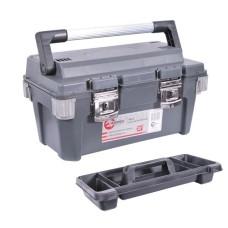Ящик для інструментів з металевими замками 20 500*275*265мм.