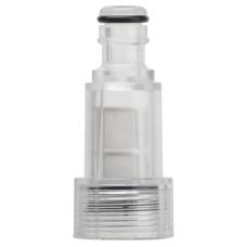 Фільтр сітчастий грубої очистки з Конектором до мийок високого тиску INTERTOOL DT-1576