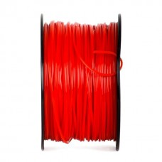 Волосінь для тріммерів зірка 2.0 мм, бухта 245м, червона INTERTOOL DT-2271