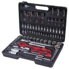 Професійний набір інструментів 1/2 & 1/4 94 од. INTERTOOL ET-6094