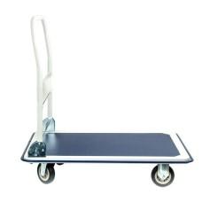 Візок ручний чотирьохколісний до 250 кг, 910*610*870, колеса 125 мм Intertool