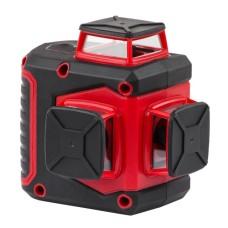 Рівень лазерний 360 град, 3 лазерні головки, зелений лазер INTERTOOL MT-3067