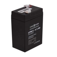 Акумулятор LogicPower AGM LPM 6-4.5 AH 6В