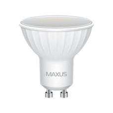 Світлодіодна лампа Maxus MR16 GU10 5Вт 3000K 220В (1-LED-517)