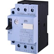 Автомат захисту двигуна ETI 004646625 MSP0-16 (7.5 kW 10-16A)