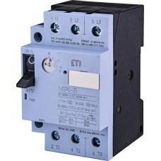 Автомат захисту двигуна ETI 004646627 MSP0-25 (11 kW 18-25A)