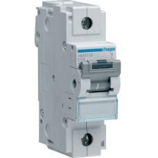 Модульний Автоматичний вимикач Hager HMX110 1P 50кА C-10A 1,5M
