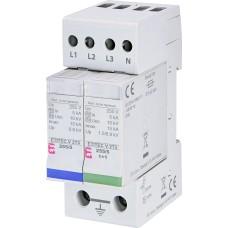Обмежувач перенапруги ETI 002442979 ETITEC V 2T3 255/5 (3+1) RC