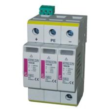 Фотоелектричний обмежувач перенапруги ETI 002445313 ETITEC S C-PV 1500/20 Y для сонячних панелей