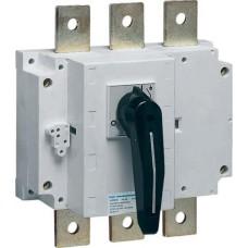 Корпусний вимикач навантаження Hager HA351 к 50мм² 3P 125А