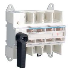 Модульний вимикач навантаження Hager HA404 в 50мм² 4P 80А з видимим розривом