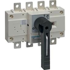 Корпусний вимикач навантаження Hager HA451 к 50мм² 4P 125А