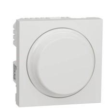 Універсальний поворотний світлорегулятор Schneider Electric NU351618 Wiser для LED ламп (білий)