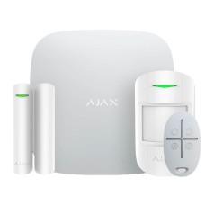 Комплект охоронної сигналізації Ajax 1144 StarterKit білий