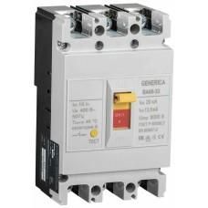 Автоматичний вимикач Generica SAV20-3-0125-G ВА66-33 3Р 125А 20кА