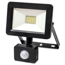 Світлодіодний прожектор з датчиком руху Vestum 1-VS-3010 175-250В 20Вт 6500K IP65