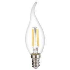 Філаментна лампа Vestum 1-VS-2406 С35T 4Вт 3000K E14
