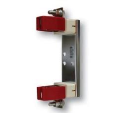Тримач запобіжника ETI 004132025 PKI 2 XL 400A 1p 1200V AC/DC