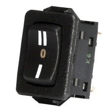 Тумблер кнопка ETI 002470105 з середнім положенням USS-04 10A