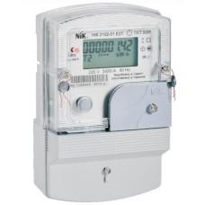 Лічильник електроенергії Nik 2102-01.Е2Р1 220В (5-60)А радіомодулем (ZigBee)