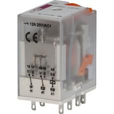 Електромеханічне реле ETI 002473004 ERM2-230AC 2p