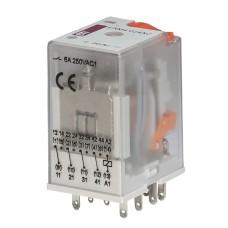 Електромеханічне реле ETI 002473008 ERM4-024AC 4p