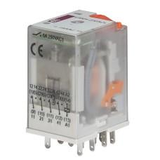 Електромеханічне реле ETI 002473011 ERM4-230ACL 4p