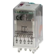 Електромеханічне реле ETI 002473022 ERM4-110 DCL 4p