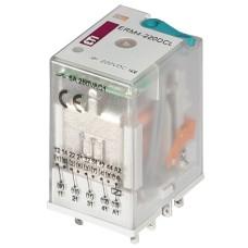 Електромеханічне реле ETI 002473023 ERM4-220 DCL 4p