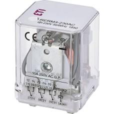 Електромеханічне реле ETI 002473060 RERM3-230AC 3p (16A AC1 250V AC)