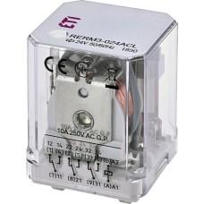 Електромеханічне реле ETI 002473063 RERM3-24ACL 3p (16A AC1 250V AC)