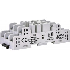 Цоколь ETI 002473064 RERB3-S (для RERM3)
