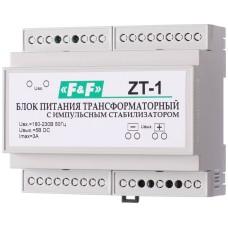 Джерело живлення F&F ZT-1 180-264В AC 3А OUT 5В DC 15 Вт