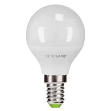 Світлодіодна лампа Eurolamp LED-G45-05143 (P) Eco 5Вт 3000К G45 Е14