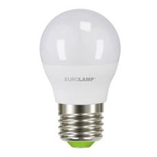 Світлодіодна лампа Eurolamp LED-G45-05273 (P) Eco 5Вт 3000К G45 Е27