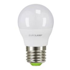 Світлодіодна лампа Eurolamp LED-G45-05274 (P) Eco 5Вт 4000К G45 Е27
