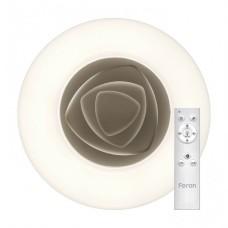 Круглий світильник Feron 6874 AL5600 80Вт 5600Лм