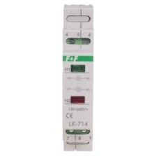 Сигнальна лампа F&F LK-714-10-30V