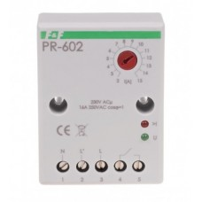 Пріоритетне реле струму F&F PR-602 230В AC 2/15А